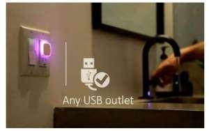Kickstarter推出一款Aumi Mini智能LED小夜灯临沂